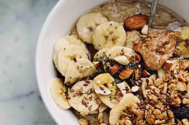 Nervenfutter: entspannende Nahrungsmittel helfen bei Stress