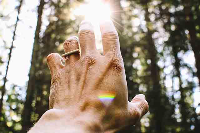 Sonnenlicht hat antidepressive WIrkung